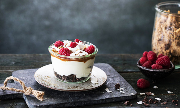 Yoghurt Barn Den Haag