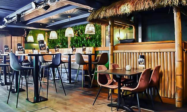Yucatan Tiki Bar & Grill