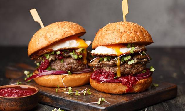Yum Burger