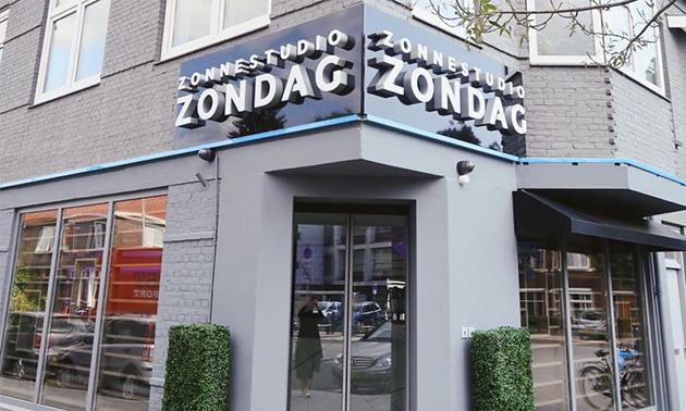 Zonnestudio Zondag Tilburg