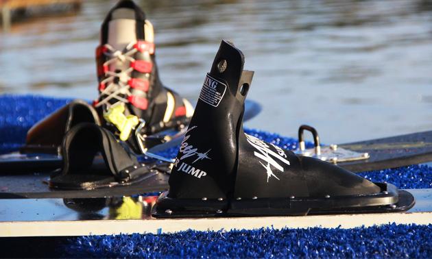Zwembad en Waterskibaan De IJzeren Man