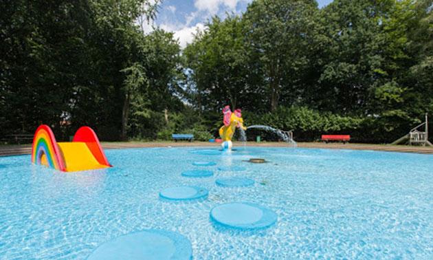 Zwembad zegenwerp entree snackmenu bij zwembad zegenwerp: bespaar