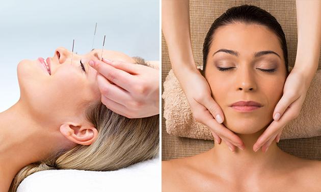 Bioresonantie + acupunctuur + massage (60 min)