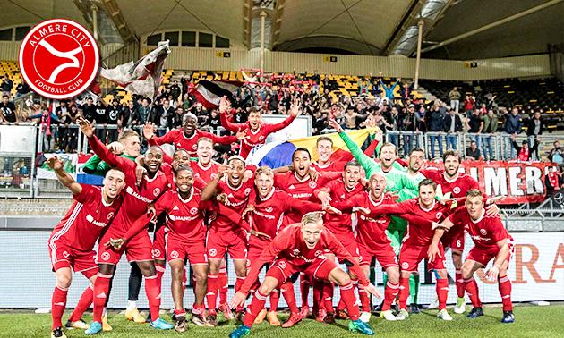 Ticket voor Almere City F.C. – Go Ahead Eagles