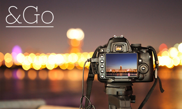 Fotografieworkshop (5 uur)