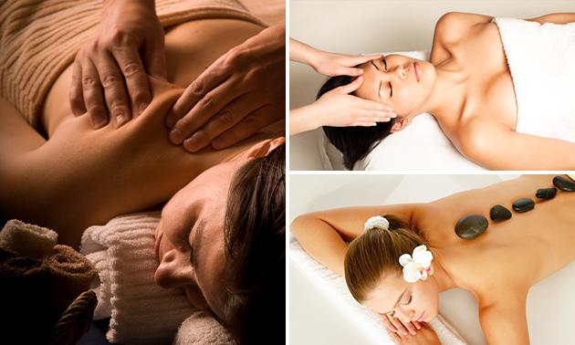 Massage naar keuze bij Anubis Massage