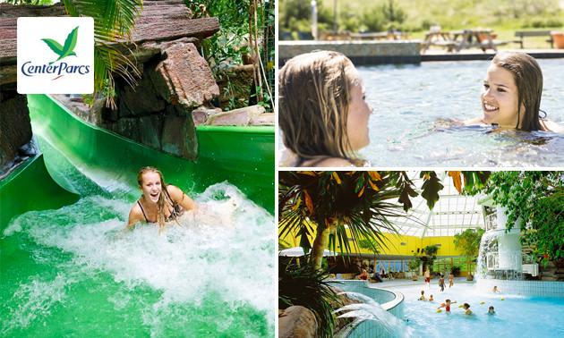 Center Parcs Zandvoort Zwembad.Dagje Zwemmen Bij Aqua Mundo Center Parcs Zandvoort
