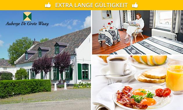 Übernachtung(en) + Frühstück für 2 in Nord-Limburg