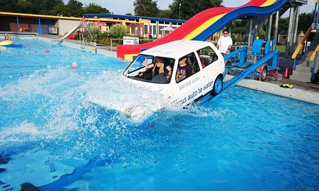 'Auto te water'-cursus (4 uur)