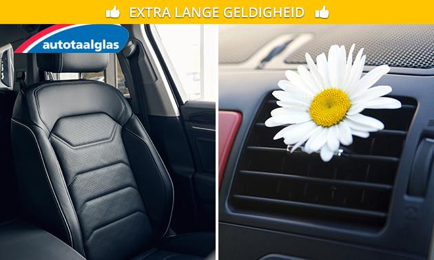 Interieur- en aircoreiniging van je auto