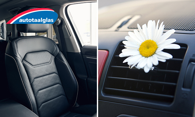 Interieur- en aircoreiniging voor je auto