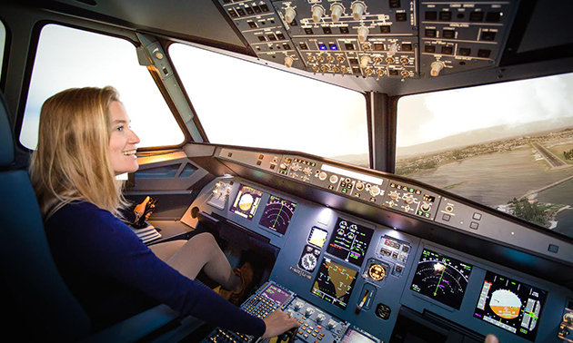 Pack simulation de vol au choix