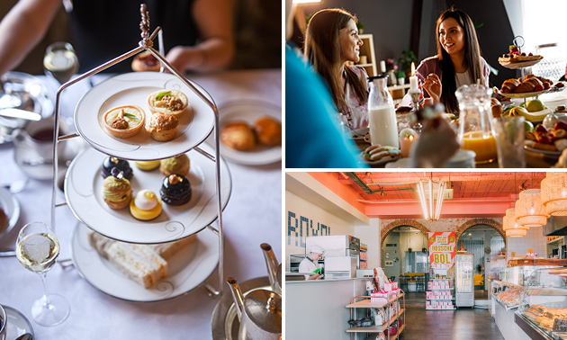Afhalen: luxe high tea van Bakkerij Royal
