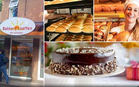 Bakkerij loeffen waardebon voor ambachtelijk brood en for Bakkerij amsterdam west