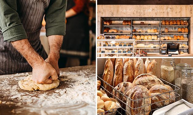 Afhalen: bakkerspakket bij Van Voorthuizen / Brood & Co