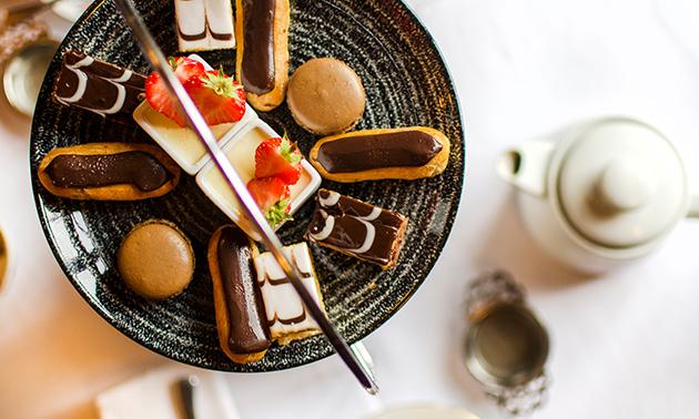 Afhalen: high tea bij BAM in hartje Heerlen
