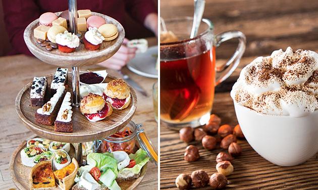 High tea bij Barista Cafe in hartje Rotterdam