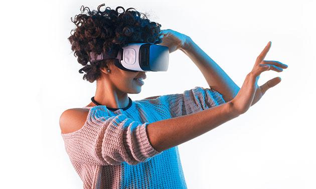 Virtual reality experience voor 1 tot 8 personen