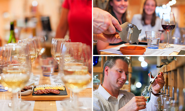 Whiskyproeverij bij Barrique Culinair & Cadeau