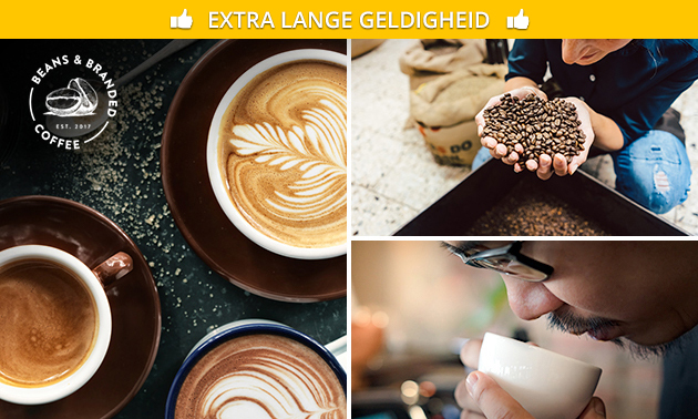 Complete koffie experience + koffiecocktail