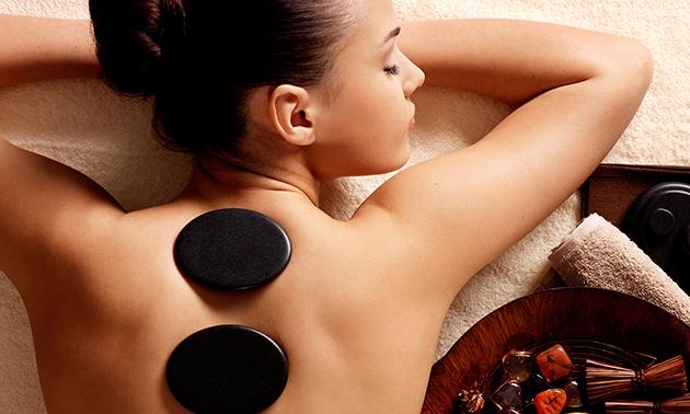 Hotstonemassage (60 min)