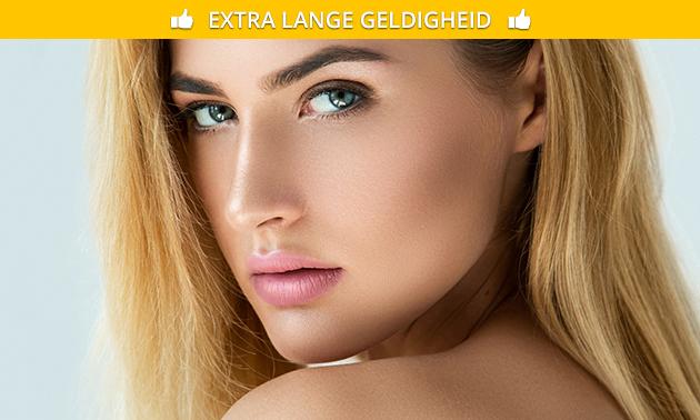 Permanente make-up voor de wenkbrauwen