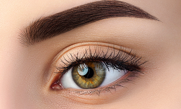 Wimperlift + wimpers verven of henna brows