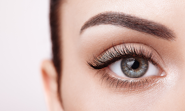 Wimperlift + verven of wimperextensions