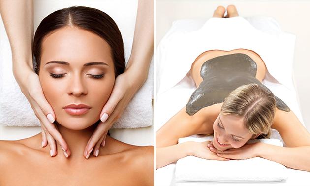 Gezichtsbehandeling (60 min) of spa treatment (75 min)