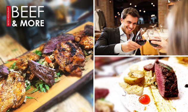 All-You-Can-Eat tapas bij Beef & More