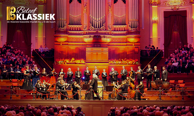 Ticket voor klassiek concert: Händels Messiah