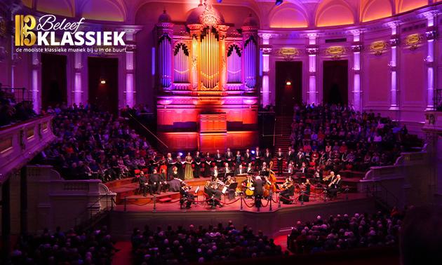 Ticket voor Mozarts Requiem + cadeaupakket