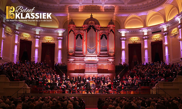 Ticket klassiek concert: Bach's Matthäus Passion