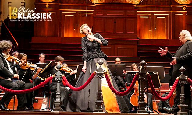 Klassiek concert naar keuze in Concertgebouw Amsterdam
