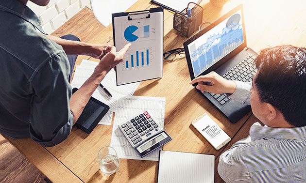 Online cursus voor beleggen