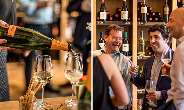 Wijnworkshop (2 uur) in hartje Den Bosch
