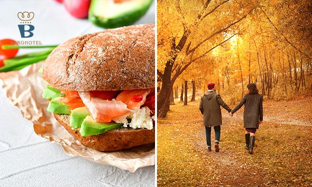 Wandeling + lunchpakket bij Berghotel Amersfoort