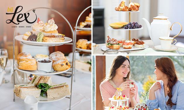 Afhalen: luxe high tea van Bij Lex