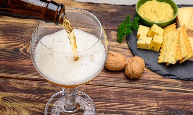 Thuisbezorgd of afhalen: BillyBird Blond-bier (6 stuks)
