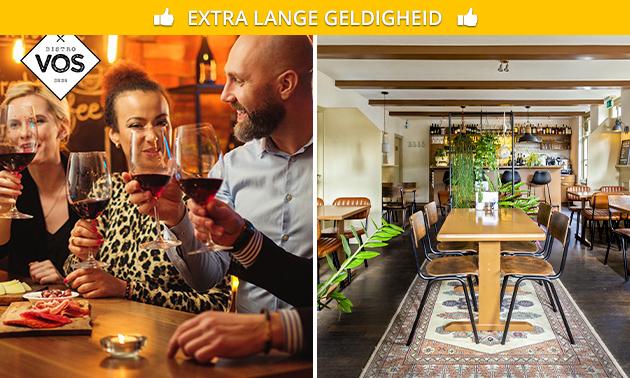 High wine of high beer in hartje Hilversum