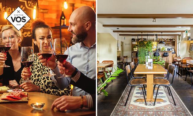 Luxe high wine of high beer in hartje Hilversum