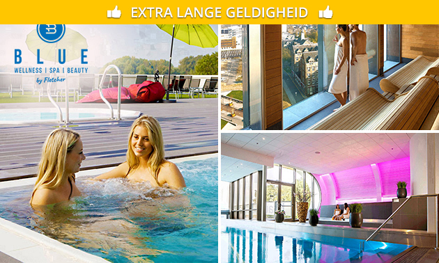 Saunadag bij Blue Wellnessresorts