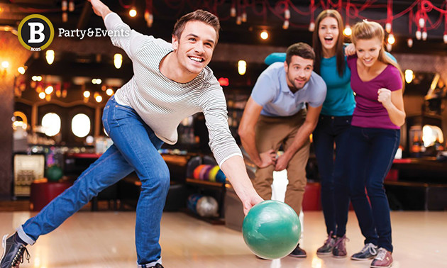 Bowlen (1 uur) bij Bobs Party & Events