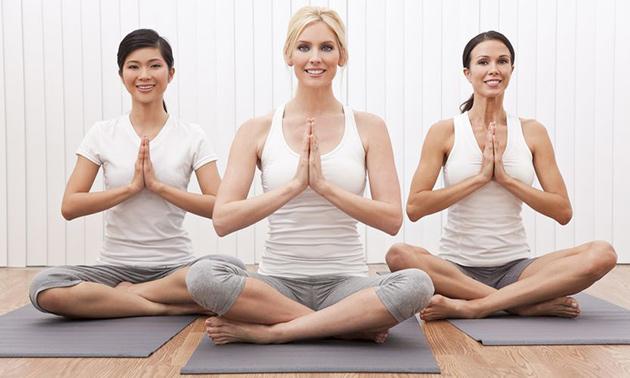 8 yogalessen (60 minuten per les)