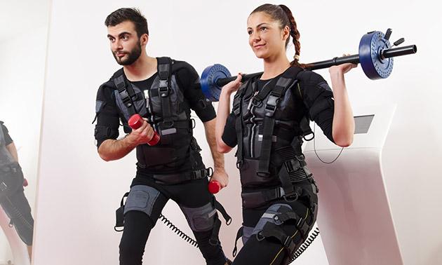 EMS-trainingen