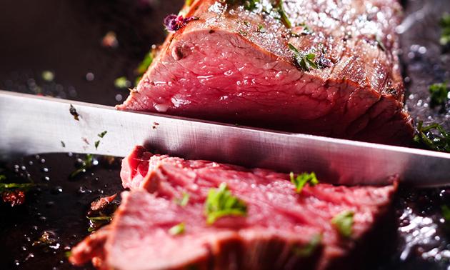 Waardebon voor kwaliteitsvlees