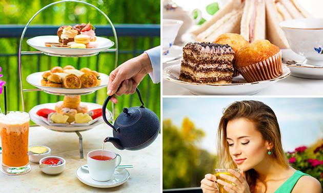 Afhalen: uitgebreide high tea bij Bontolie
