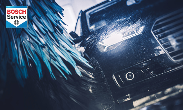 Autowasbeurt(en) bij Bosch Car Service Kiefte