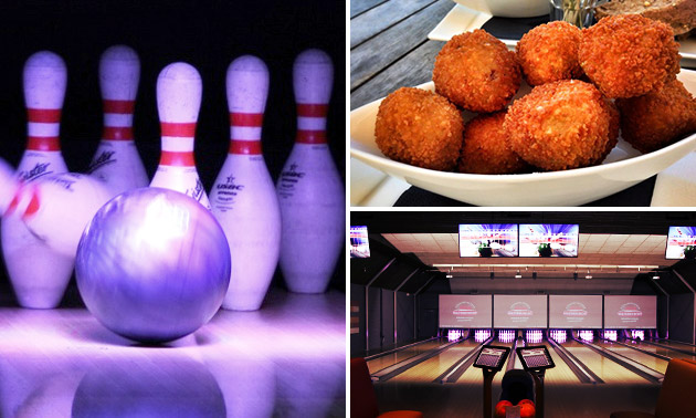 All-You-Can-Eat grill bij Bowling De Waterburcht