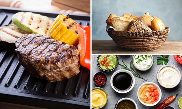 Afhalen: compleet grillpakket